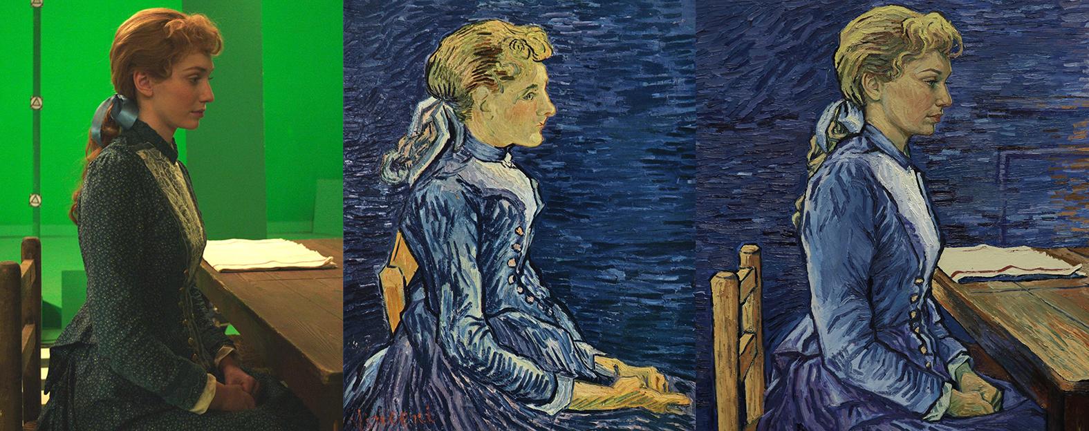 Loving Vincent - the w...
